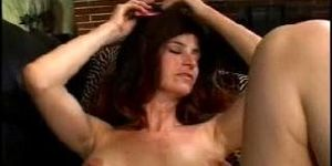 52 years toying her pussy and cumming