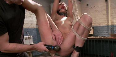 Bondage porn tit HQ BOOBS