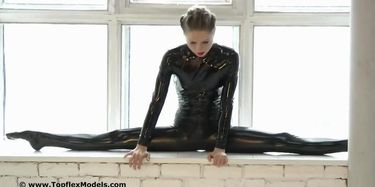 Cat latex lucy Lucy