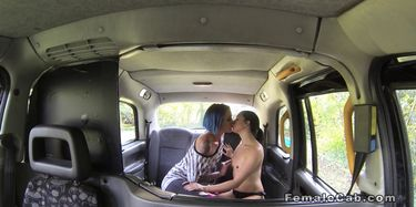 Lesbians trying sex toys in fake taxi TNAFlix Porn Videos