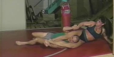 Mixed wrestling fbb